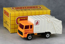 Matchbox MB 36 Refuse Truck China Casting Mint in Box 1993
