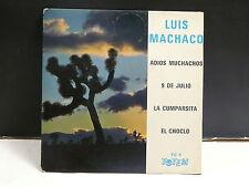 LUIS MACHACO Adios muchachos TO 4