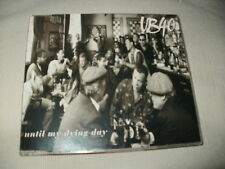 UB40 - UNTIL MY DYING DAY - UK CD SINGLE