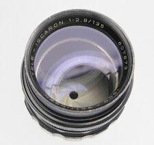 Isco 135mm f2.8 Tele-Iscaron Exakta mount  #607873