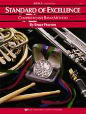 Standard of Excellence for Tuba - Band Method Book 1 W21BS