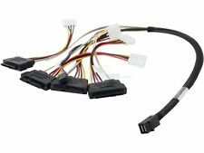LSI (LSI00412) 0.6 meter Internal Cable SFF8643 to x4 SAS8482 w/ power