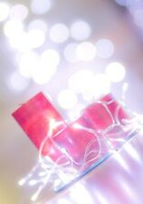 20 NEW White LED AA Battery Fairy Lights PORTABLE WEARABLE Party UK