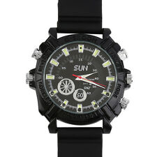 Spy Watch Camera IR Night Vision 8GB 1080P Waterproof Hidden HD Video Camcorder