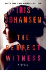 The Perfect Witness by Iris Johansen (2014, Hardcover)