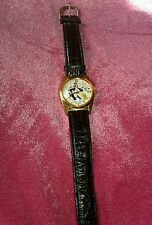 Looney Tunes ARMITRON TWEETY BIRD & SYLVESTER MUSICAL WATCH