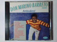 DON MARINO BARRETO JR. Arrivederci cd UMBERTO BINDI MARINI ANTONIO CARLOS JOBIM