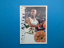1995-96 Panini NBA Basketball Sticker N.268 Gary Payton Seattle SuperSonics