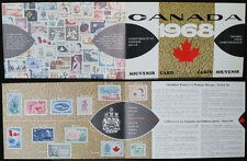 1968 CANADA SOUVENIR COLLECTION CARD #10 --- RARE Extra Fair & original envelope