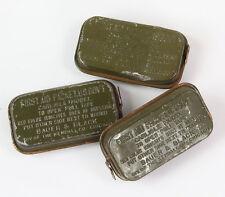Pansement réglementaire US WW2 (matériel original)