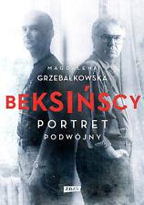 Beksinscy Portret podwojny - Magdalena Grzebalkowska 2014  NEW