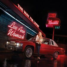 LEE ANN WOMACK - THE WAY I'M LIVIN'  CD NEU