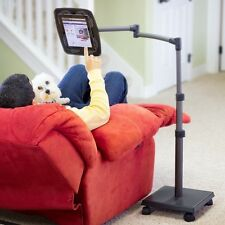 LEVO G2 Deluxe Floor Stand for Tablets & eReaders - Gunmetal 33768 NEW