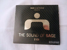 Sage Club Berlin Presents THE SOUND OF SAGE Cd Musicale