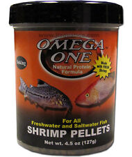 Omega One Shrimp Sinking Pellet Fish Food 127g