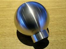 Gearknob, Mazda MX-5, ball type, matt brushed aluminium MX5 gear knob, hand made