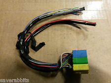 CITROEN BERLINGO C3 C4 C5 / PEUGEOT RADIO ISO WIRING LOOM CONNECTOR PLUG HARNESS