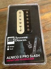 Seymour Duncan Signature Slash Alnico II Pro Humbucker Bridge Pickup Zebra APH-2
