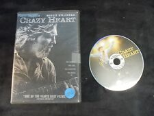 """USED  DVD Movie """"Crazy Heart""""    (G)"""