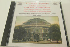 Rule Britannia - Last night Of The Proms (CD Album) Used Very Good