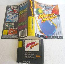 MARBLE MADNESS (1984) SEGA MEGA DRIVE SYSTEM VINTAGE