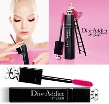 Christian Dior Dior Addict It-Lash Mascara -It- Black- 9ml New