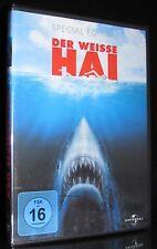 DVD DER WEISSE HAI 1 - SPECIAL EDITION - JAWS - STEVEN SPIELBERG - ROY SCHEIDER