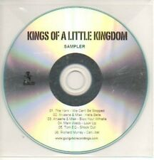 (212K) Kings of A Little Kingdom, sampler - DJ CD