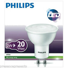 LOW ENERGY SAVING LED GU10 SPOT LAMP LIGHT BULB 230v-240v WARM WHITE HIGH POWER