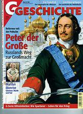G Geschichte mit Pfiff 6/06 Peter der Große