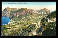 Capri (Napoli ) - Marina Grande - cartolina non viaggiata anni '30