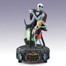 Tim Burton NIGHTMARE BEFORE CHRISTMAS I'D Like To Join You MUSICAL Figurine NEW