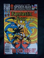 Marvel Comics # 237 1981 FANTASTIC FOUR - THE EYES HAVE IT
