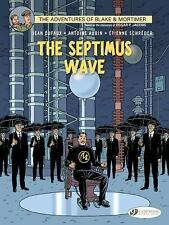 Blake and Mortimer: The Septimus Wave Volume 20 by Jean Dufaux (2015, Paperback)