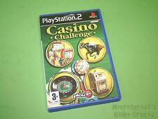 Casino Challenge Sony PlayStation 2 PS2 Game - Play It!