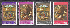 ST. KITTS-NEVIS , CHRISTMAS , 1968 , SET OF 4 , PERF , MNH