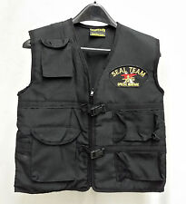 USN UNITED STATES NAVY SEAL SPECIAL WARFARE TACTICAL VEST