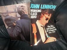 "The BEATLES - JOHN LENNON WORKING CLASS HERO ""THE LIFE AND DEATH OF A LEGEND"""