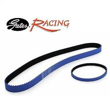 GATES RACING KEVLAR TIMING BELT + BALANCE BELT - MITSUBISHI EVO 4 5 6 7 8 9
