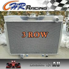 3ROW FOR 67-70 Ford Mustang / 68-70 Mercury Cougar/XR7 ALL Aluminum Radiator