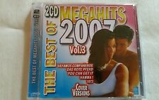 MEGAHITS 2007 36 Track 2 CD Set Sampler Party Schlager Pop Dance Charts
