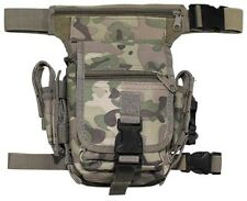MFH Marsupio militare aggancio gamba sicurezza HIP BAG Security 30701X