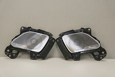 New Genuine MERCEDES S W222 W217 High End Burmester front speaker grille (pair)