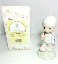 1993 Precious Moments The Apple Of God's Eye Figurine #522015 Retired NEW IN BOX