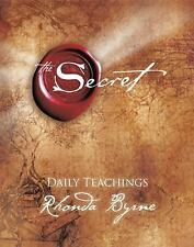 The Secret : Daily Teachings by Rhonda Byrne (2008, Hardcover)