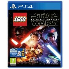 LEGO Star Wars The Force Awakens PS4 NEW DISPATCH TODAY ALL ORDERS BY 2PM
