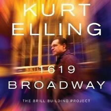 "KURT ELLING ""1619 BROADWAY-THE BRILL BUILDING PROJECT""  CD NEU"
