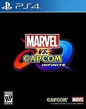 Marvel VS Capcom 4: Infinite - Playstation 4* PREORDER - RELEASE DATE IS 9/19/17