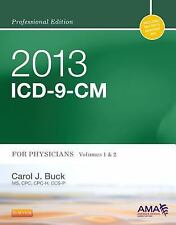 2013 ICD-9-CM for Physicians, Volumes 1 and 2 Professional Edition, 1e-ExLibrary