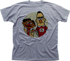Big Bang Theory Muppets PARADOX Sheldon Cooper heather cotton t-shirt 9921